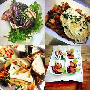 4 foods